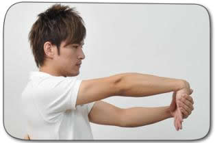 Office Hand Exercise - Wrist Stretch 2